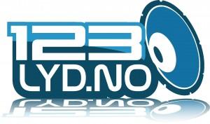 123 Lyd Logo